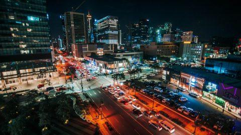 Philippine Skyline