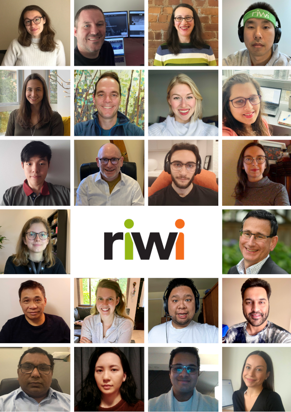 RIWI Team Collage